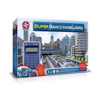Super Banco Imobiliário Estrela Safra Pay Ref.1201602800034
