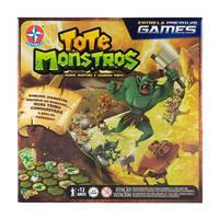 Jogo Tote Monstros Estrela Ref. 1001603100118