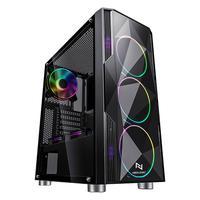 Pc Gamer Start Nli83005 Amd Ryzen 7 5700g 8gb vega 8 Integrado Ssd 240gb 500w 80 Plus