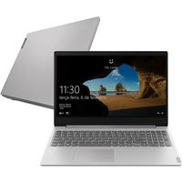 Notebook Lenovo Ultrafino Ideapad S145, Dual Core N4000, Memória 4GB, SSD 240GB, Windows 10