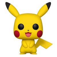 Funko Pop Games Pikachu 353 Pokemon Edição Especial 10cm