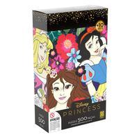 Quebra Cabeça 500 Peças Princesas