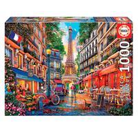 Puzzle 1000 Peças Paris, Dominic Davison Importado