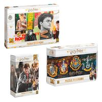 Combo Puzzles Harry Potter
