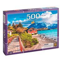 Puzzle 500 Peças Patagônia