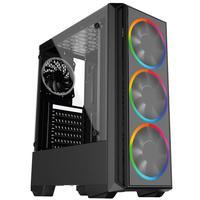 Pc Gamer Amd Athlon 3000g, Geforce Gtx, 8gb Ddr4 2666mhz, Ssd 480gb, 500w, Skill Pcx