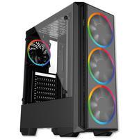 Pc Gamer Amd Athlon 3000g placa De Vídeo Radeon Vega 3 8gb Ddr4 Hd 1tb 500w Skill Cool