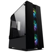 Pc Gamer Intel 10a Geração Core I3 10100f, Geforce Gtx, 8gb Ddr4 3000mhz, Hd 1tb, Ssd 120gb, 500w 80 Plus, Skill Extreme