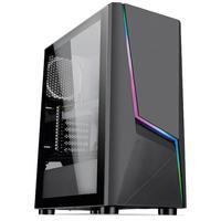 Pc Gamer Intel Geração 10, Core I5 10400f, Radeon Rx 550 4gb, 8gb Ddr4 3000mhz, Hd 1tb, 500w 80 Plus, Skill Extreme