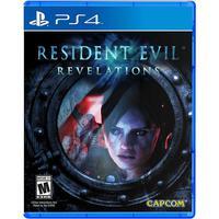 Resident Evil Revelations - Ps4