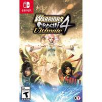 Warriors Orochi 4 Ultimate - Switch