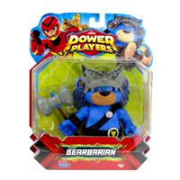 Figura Articulada -12cm - Power Players - Bearbarian - Sunny