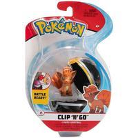 Pokémon - Clip De Pokébola - Vulpix + Luxury Ball