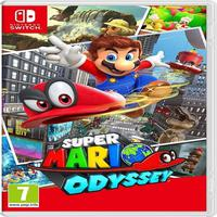 Super Mario Odyssey (i) - Switch