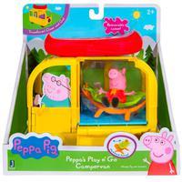 Peppa Pig Playset Van Para Acampamento