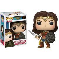 Funko Pop Wonder Woman Mulher Maravilha 172