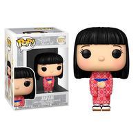 Boneco Funko Pop Disney Small World Japan 1072
